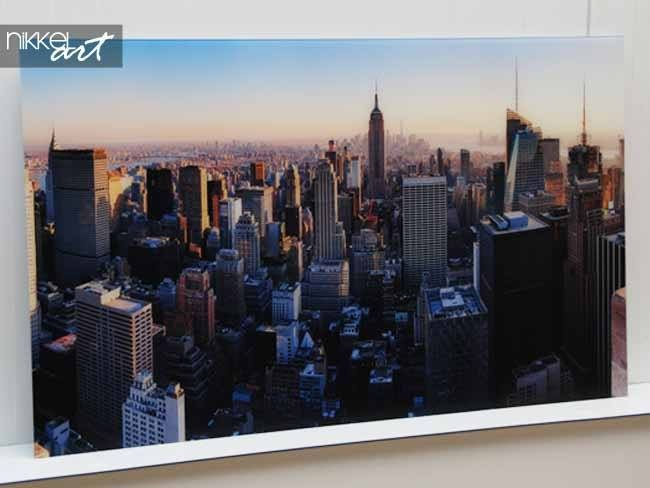 Foto op Plexiglas New York